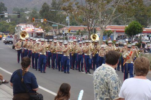 Poway(パウェイ)パレード