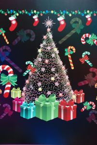 クリスマス休暇♪