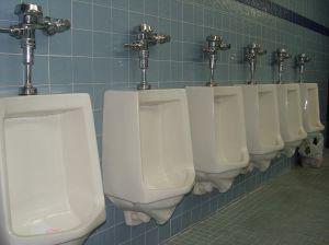トイレ終わったらちゃんと手洗えよな!