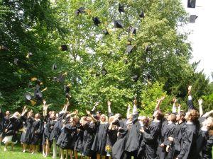 アメリカ大学合格発表