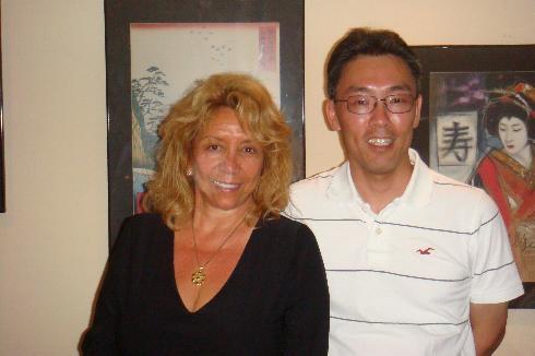 インタビュー 本番...with D.C. Cordova