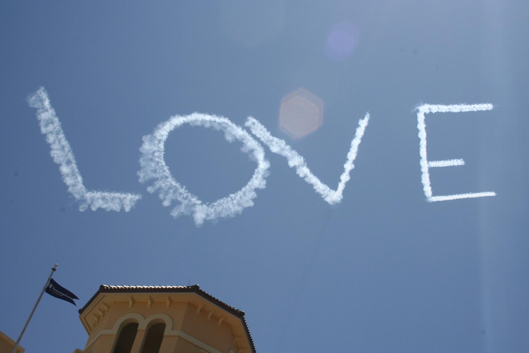 皆さんに特別な「愛」を!