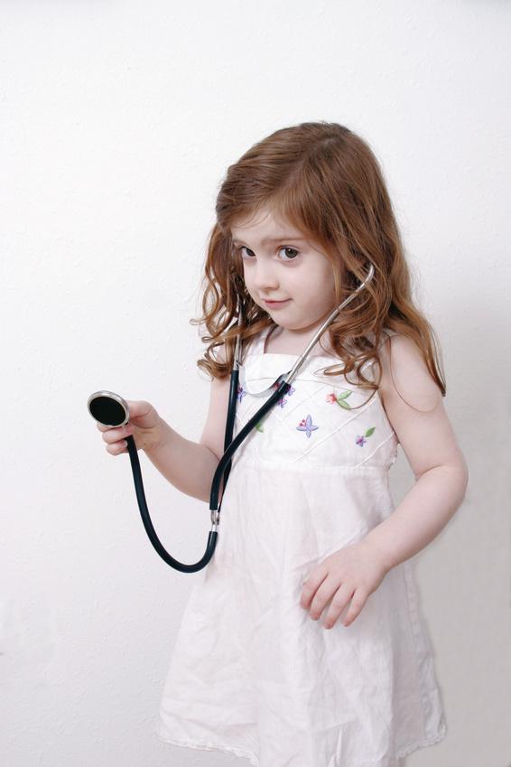 アメリカのお医者さん良いなぁ♪♪  【うちの小児科編】
