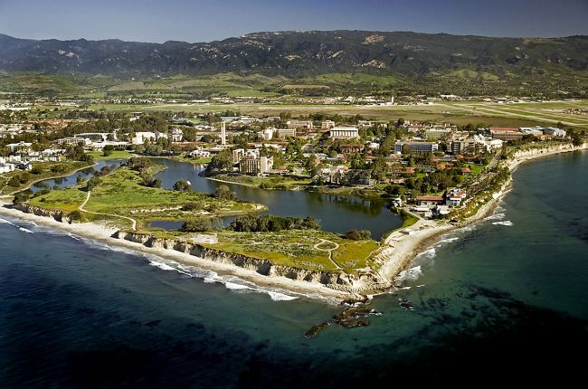 カリフォルニア大学サンタバーバラでペアレント&ファミリー・デー