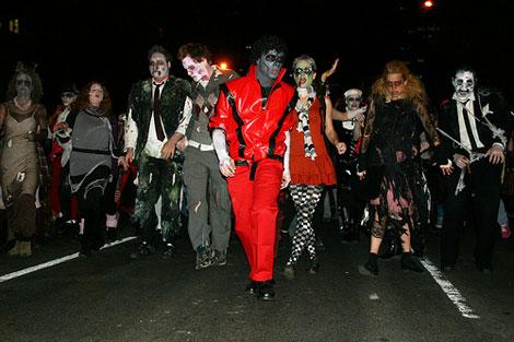Halloween Parade in NY