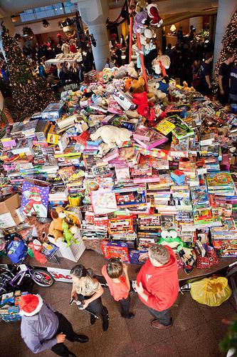 """クリスマス前の""""Giving"""""""