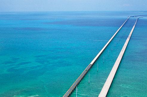 フロリダの旅 キーウエスト