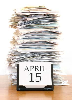 Tax Return(タックスリターン)は終わりましたか?