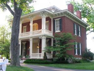 ケンタッキーの家