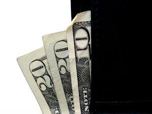 お財布にいくら入ってますか?