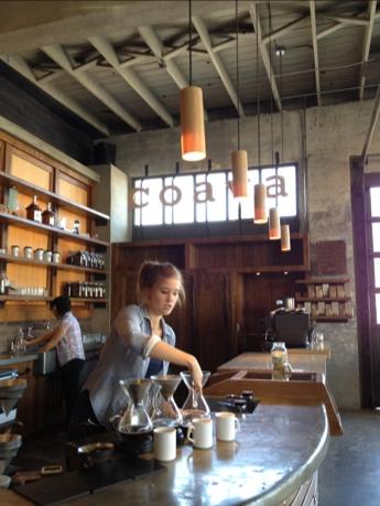 ポートランドのコーヒーは全米トップ!