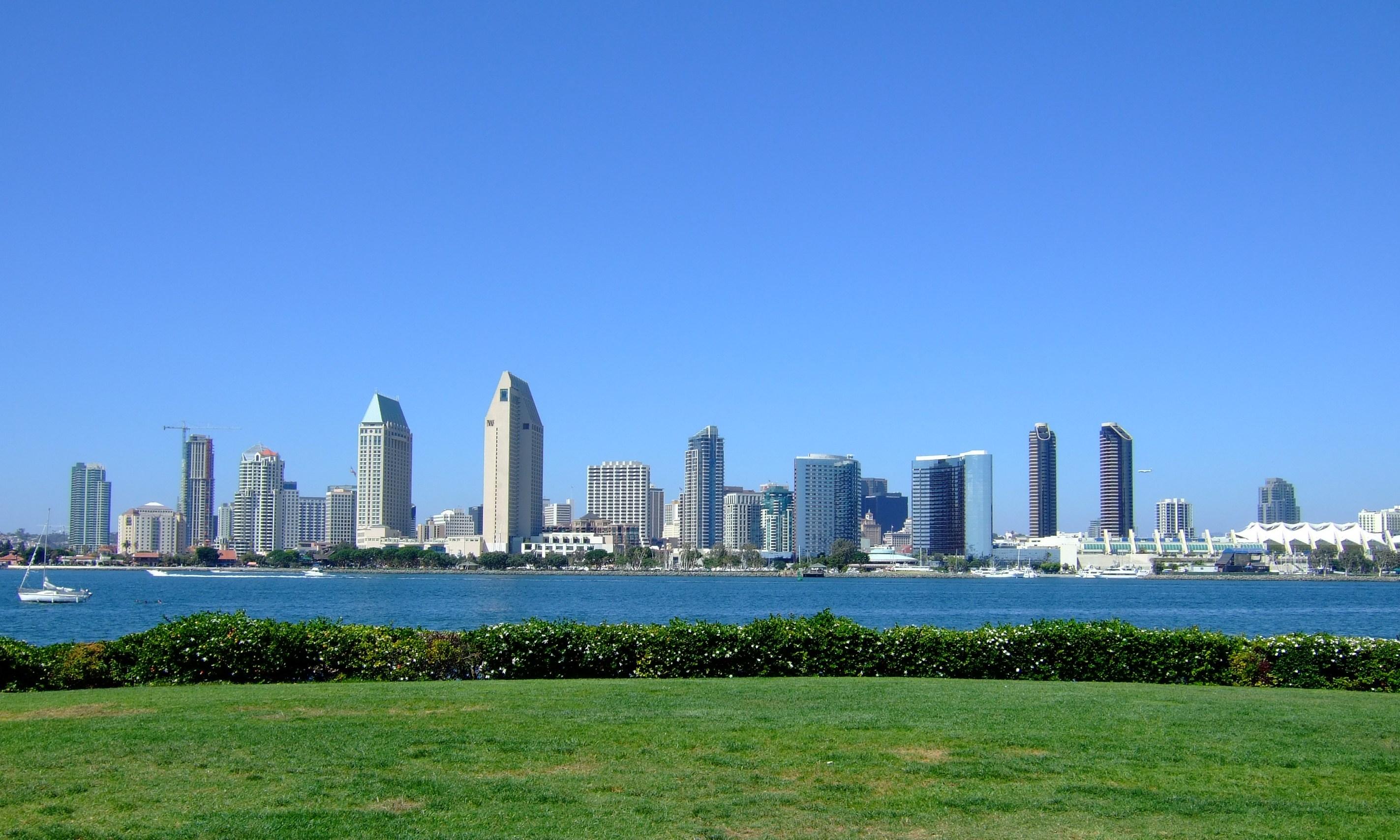 サンディエゴ観光 モデルルート