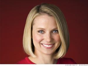 (Yahoo! 新CEOとなった、マリッサ・メイヤー)