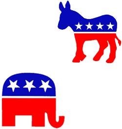 アメリカ大統領選挙 2012 – 民主党と共和党編