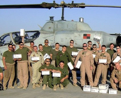 From Operation Gratitude