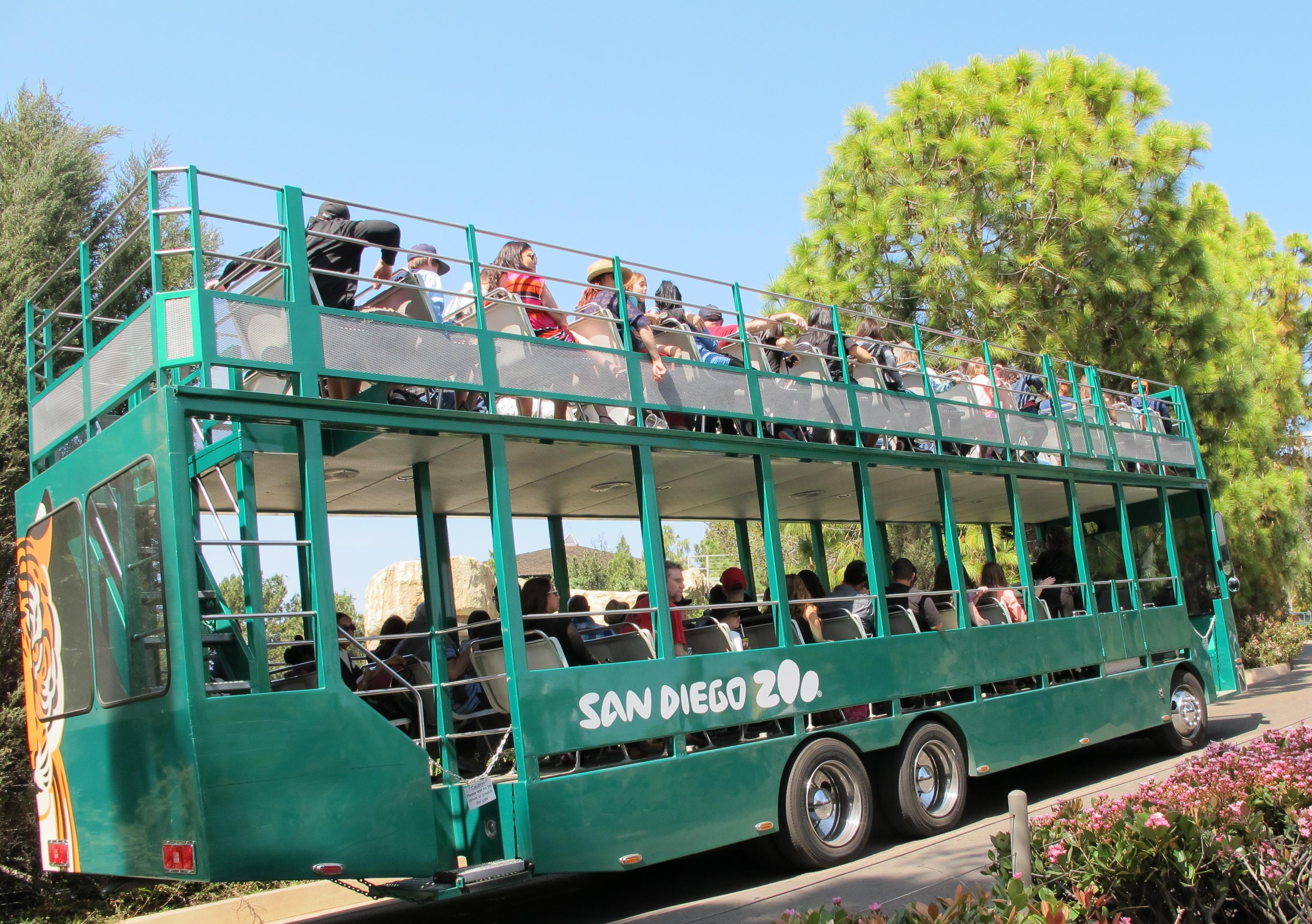 サンディエゴ動物園を10倍楽しむ方法